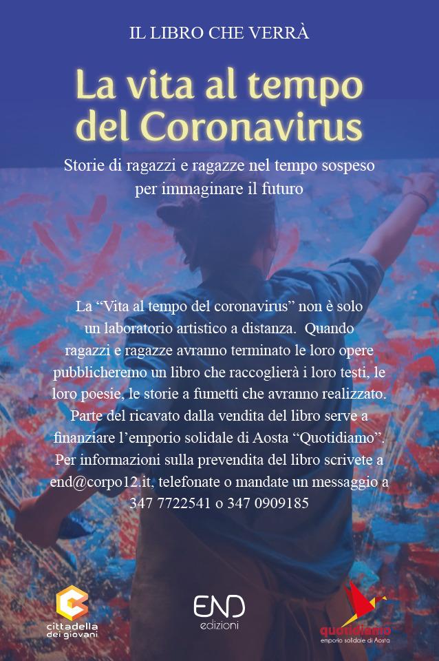 La vita al tempo del coronavirus locandina