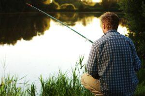 pesca, pescatore, pescare