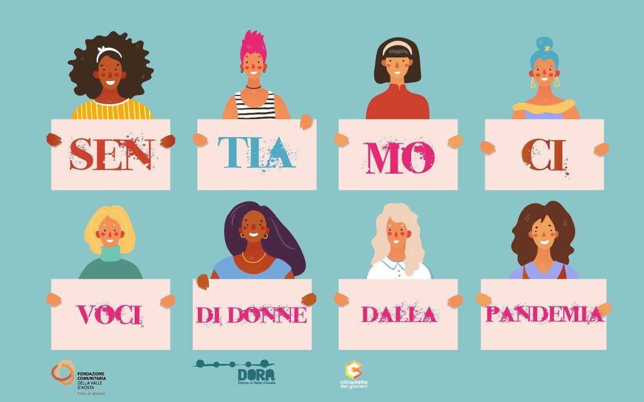 sentiamoci voci di donne