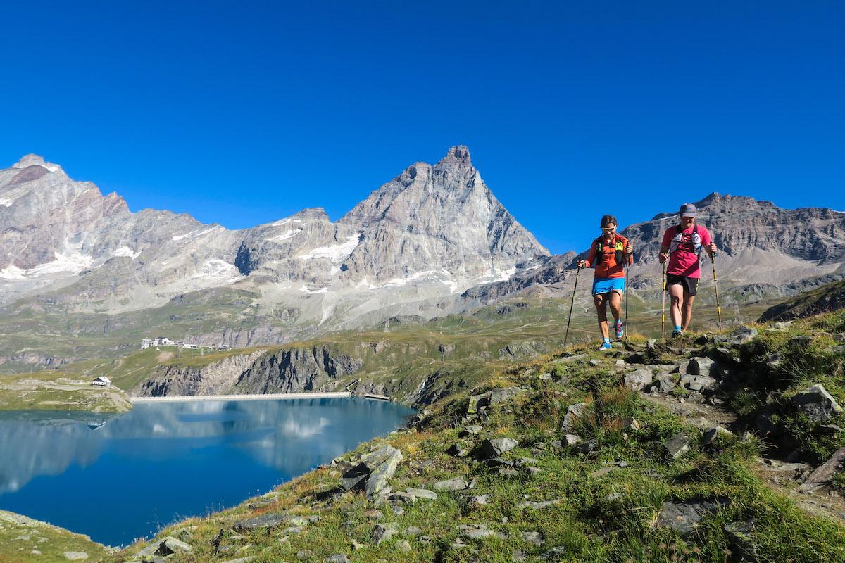 Lago Goillet e Cervino foto Enrico Romanzi