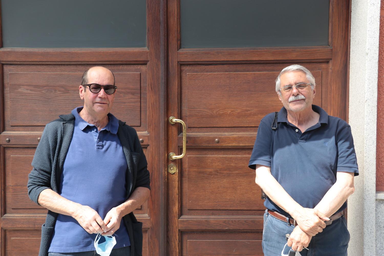 Paolo Salomone Girotondo e Vasco Marzini Rotary
