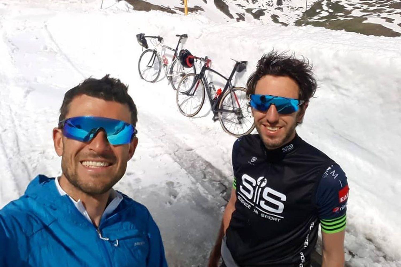 Pietro Picco e Davide Cheraz foto Facebook