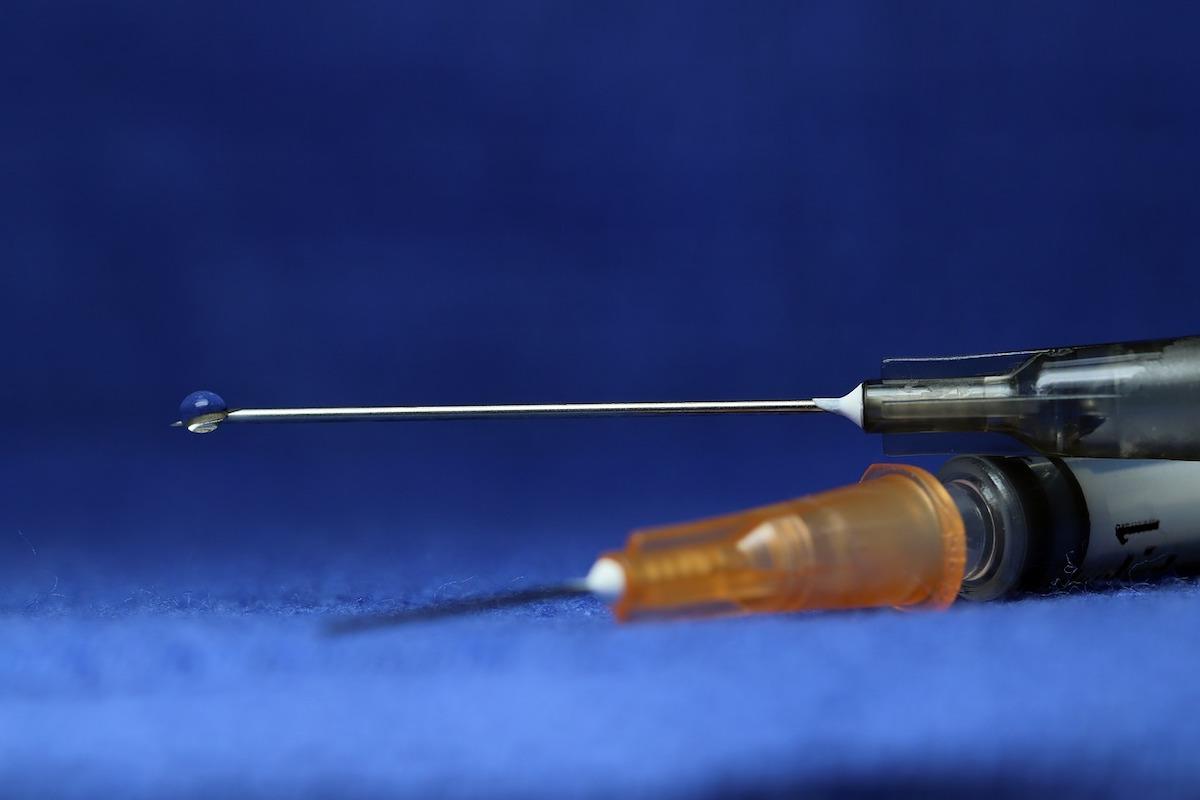 Siringa - Vaccini - vaccinazione