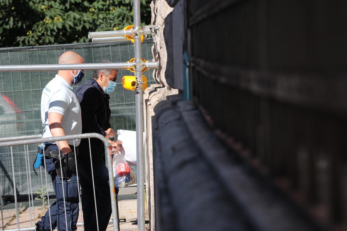 Processo Geenna, l'arrivo di Antonio Raso