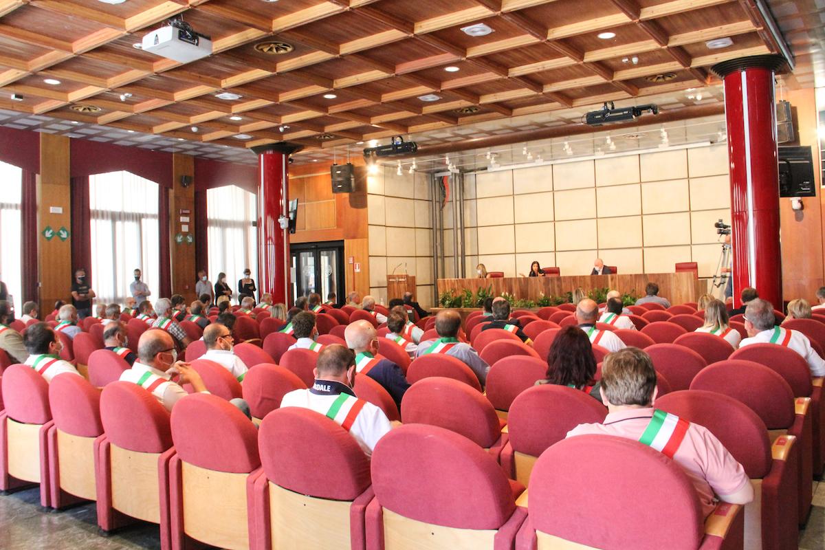 L'incontro tra Sindaci e consiglieri regionali a Palazzo regionale