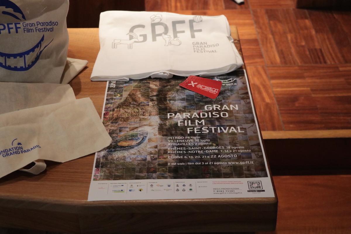 Presentazione 23a edizione Gran Paradiso Film Festival