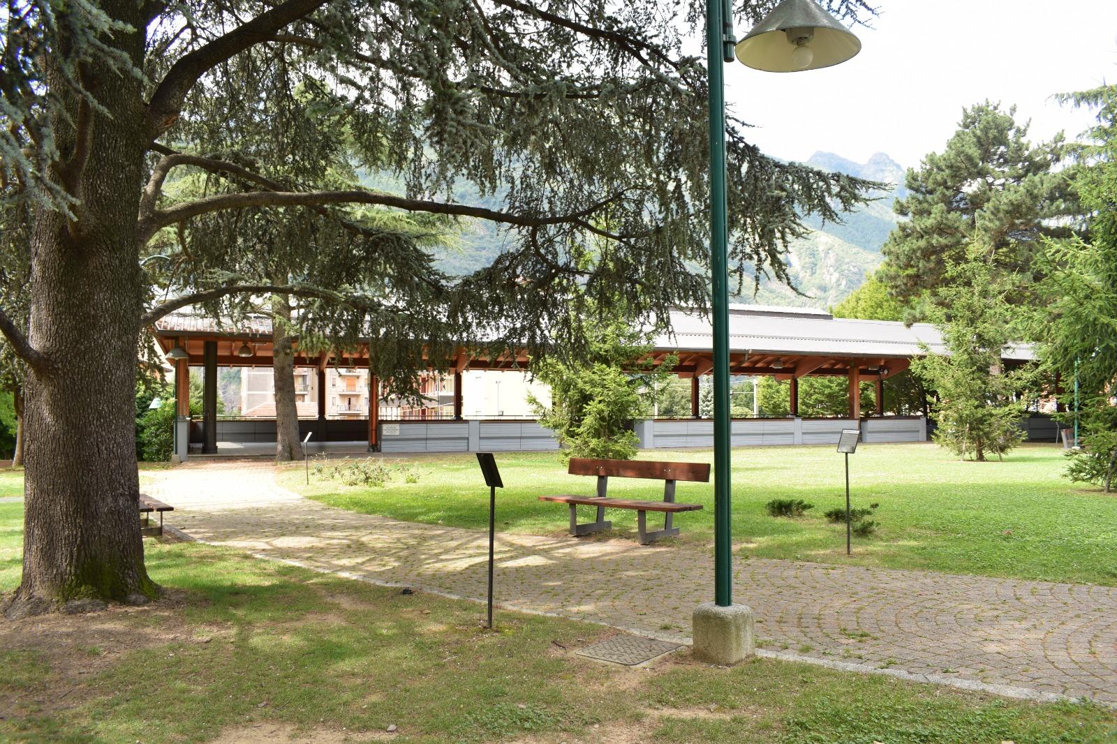L'Espace de la rencontre (il padiglione dove si svolgeva parte della festa)