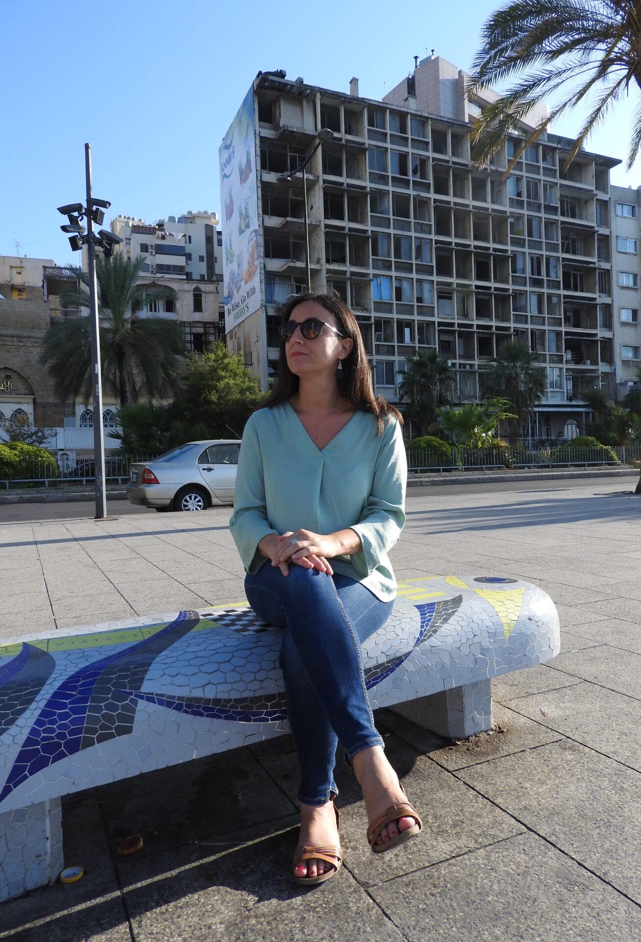 Lianna Badamo a Beirut