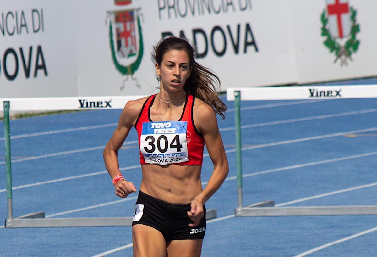 Eleonora Marchiando a Padova - Foto di Veronica Pirana