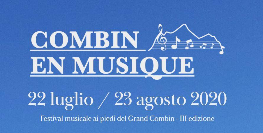 Festival Combin en Musique