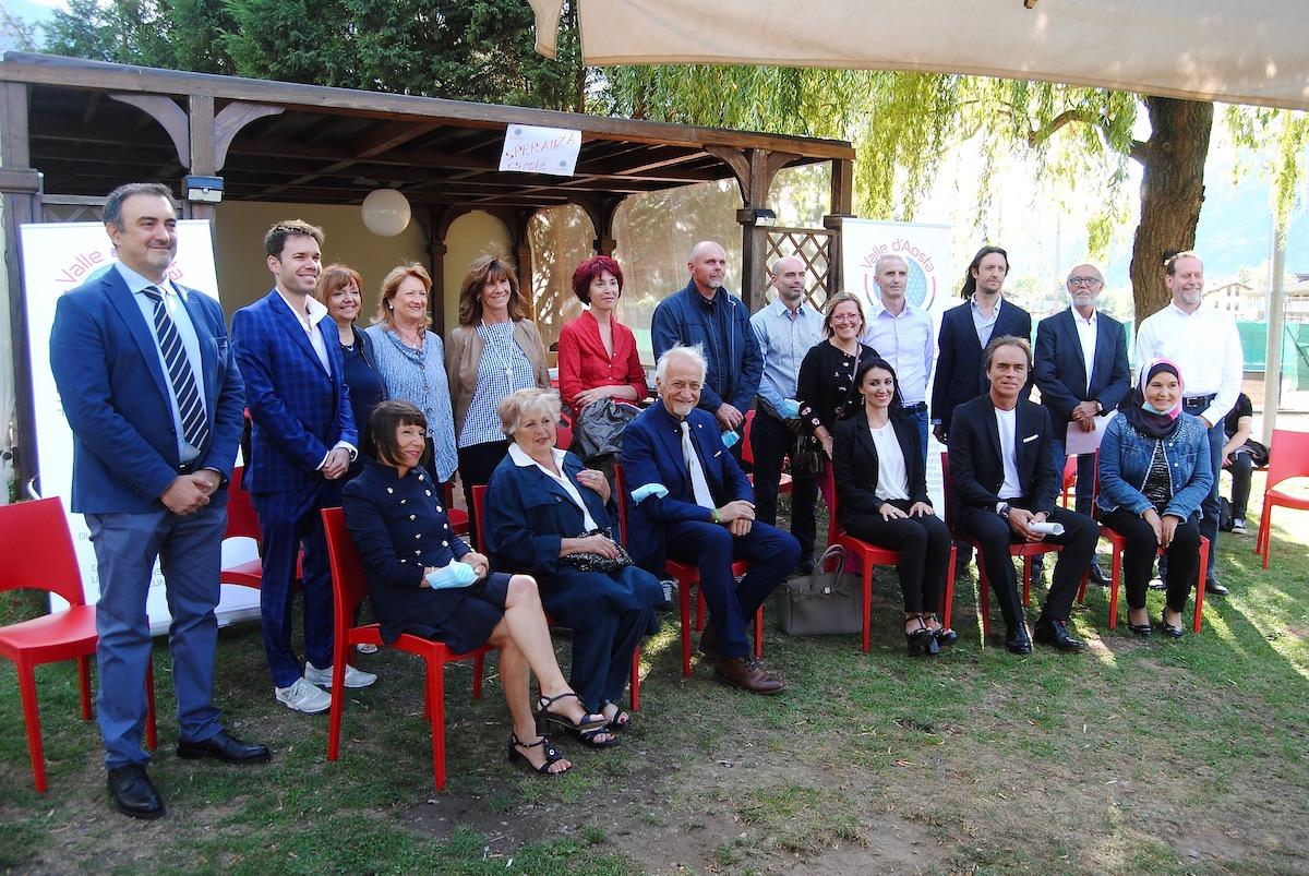 I candidati alle Regionali della lista Valle d'Aosta Futura