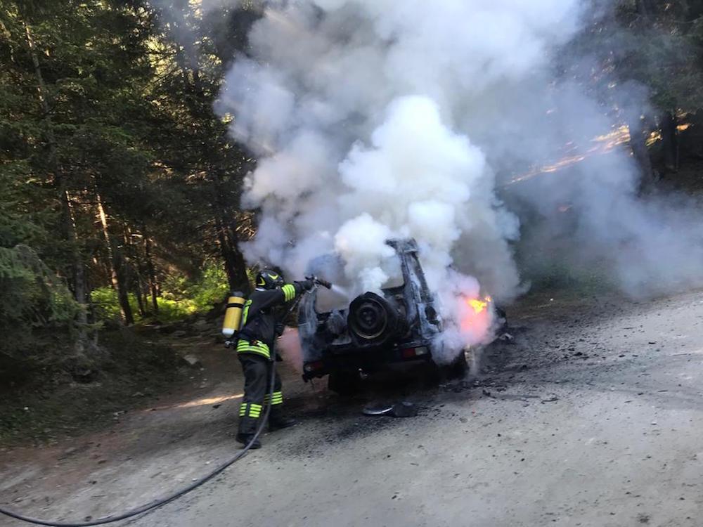 Incendio Saint-Marcel