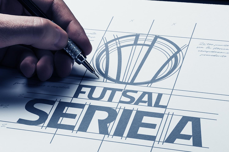 Logo serie A futsal