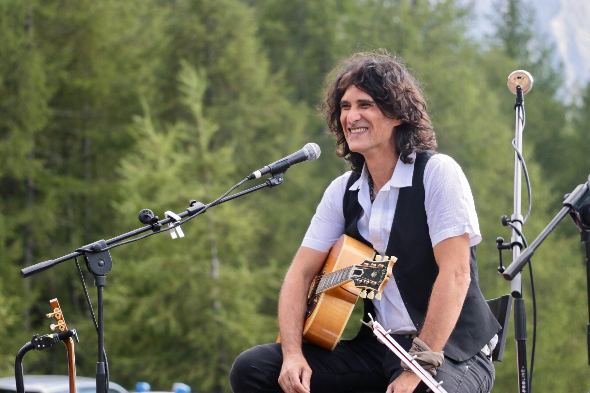 Negrita in concerto allAlpe Ciarciero