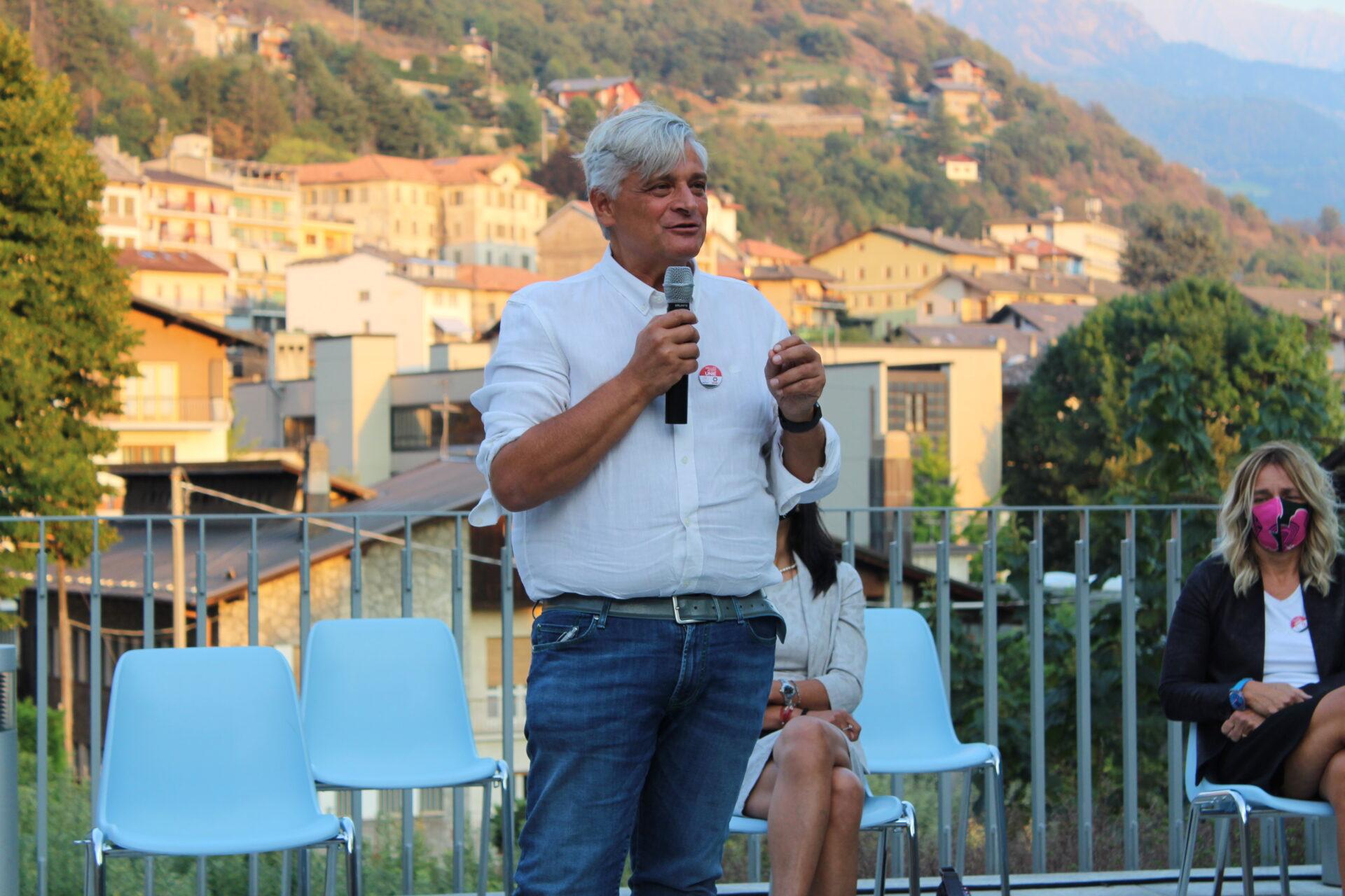 VdA Unie - Luciano Caveri