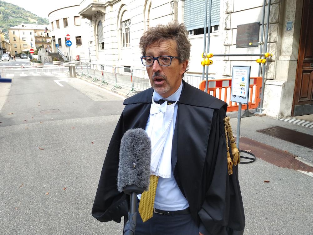 Avvocato Corrado Bellora
