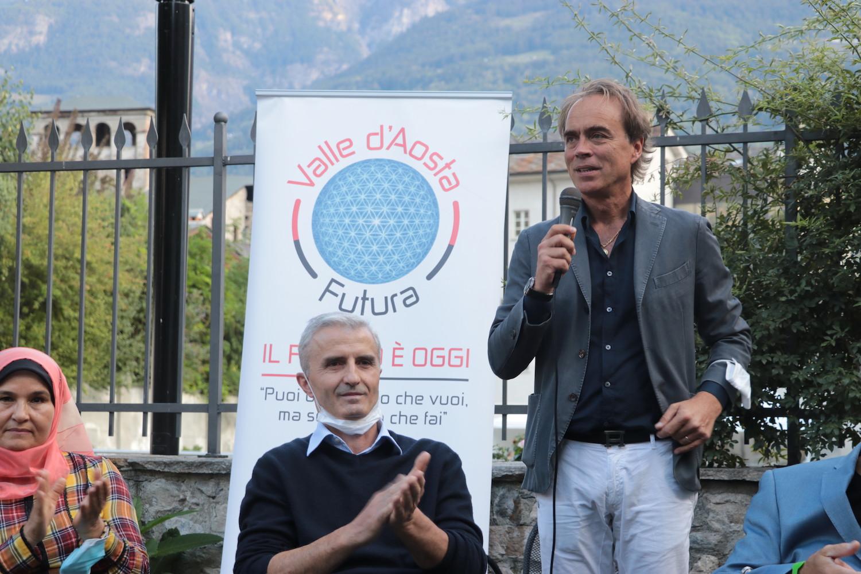 Valle d'Aosta Futura - Edoardo Artari