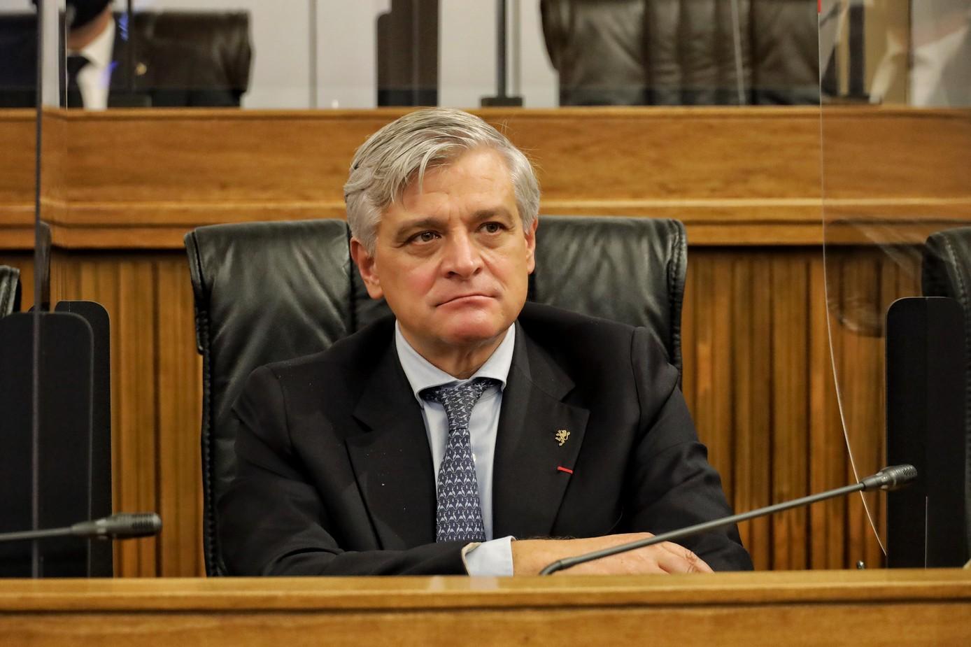 Assessore Luciano Caveri