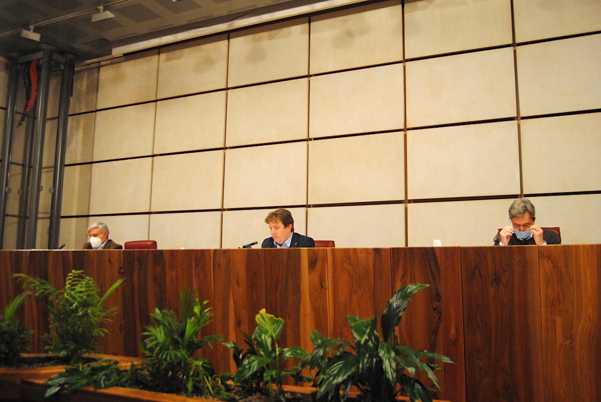 La conferenza stampa di Giunta di presentazione della nuova ordinanza