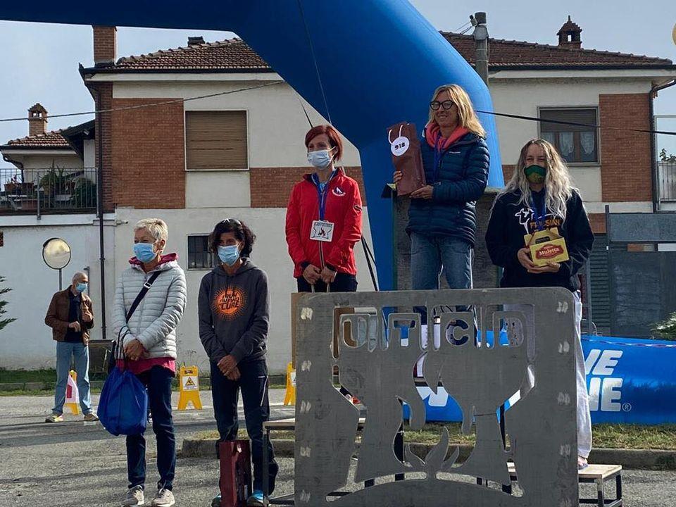 Francesca Canepa vince Ultra Trail dei Castelli Bruciati