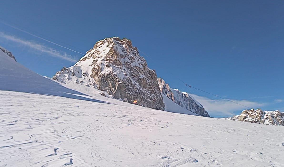 Intervento Monte Bianco