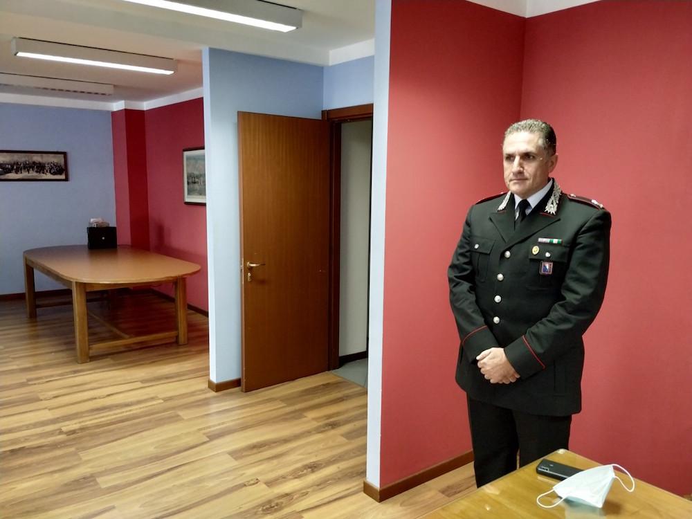 Maggiore Sebastiano Runza