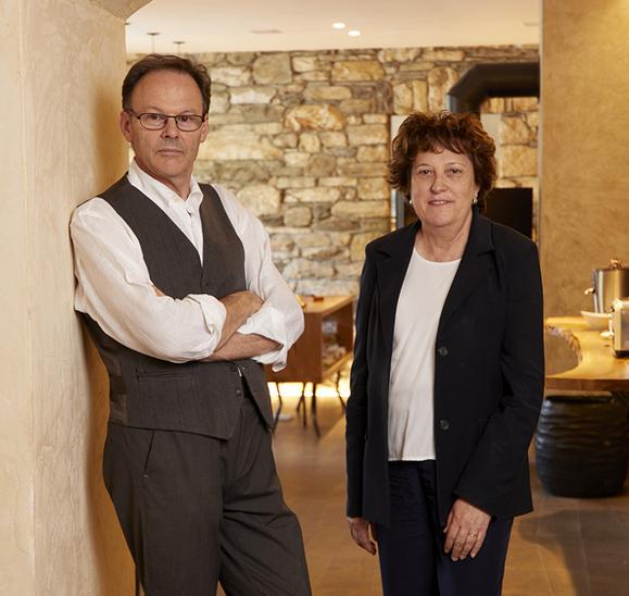 Maurizio Grange e Sevi Math La Clusaz