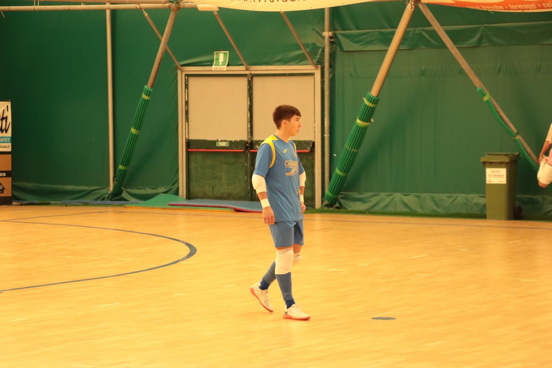 Aosta calcio Dennis Berthod