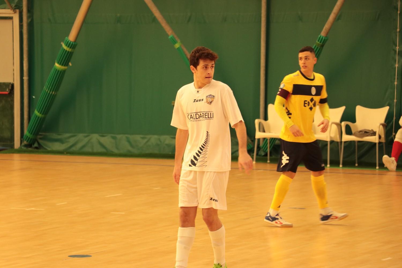 Aosta calcio Leonardo Fea