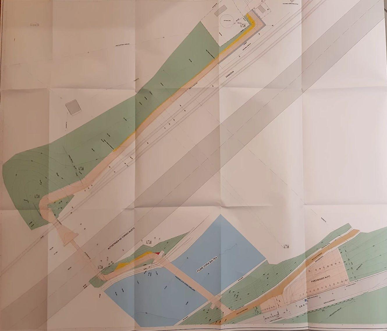 Il progetto della passerella a Fénis