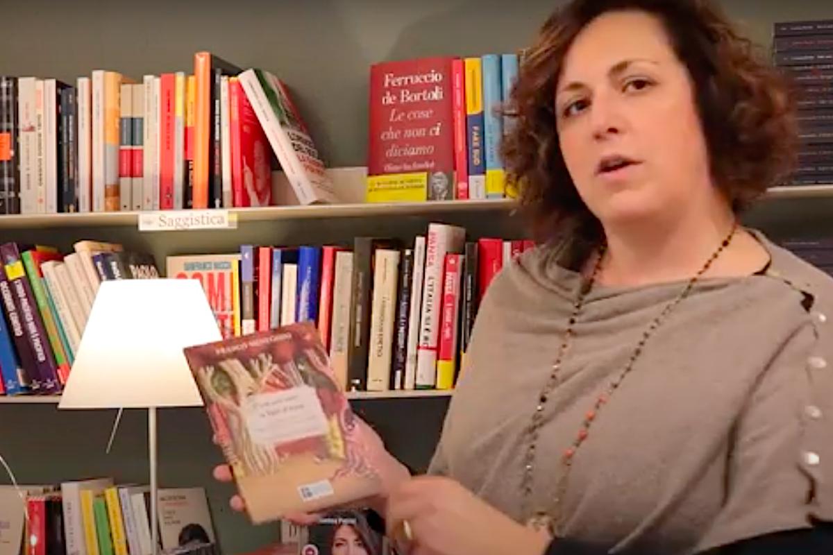 Carlotta Acerbi della Libreria À La Page