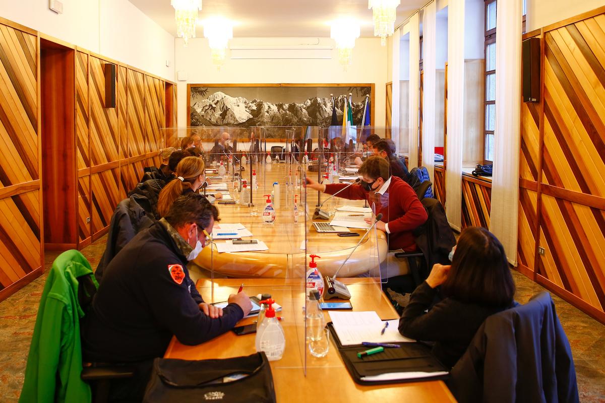 Consiglio Comunale Courmayeur