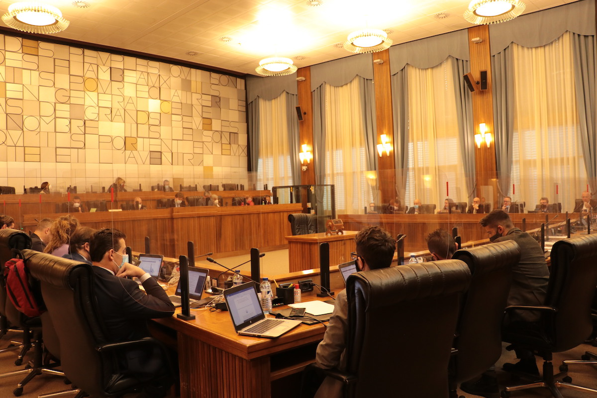 Consiglio regionale dicembre
