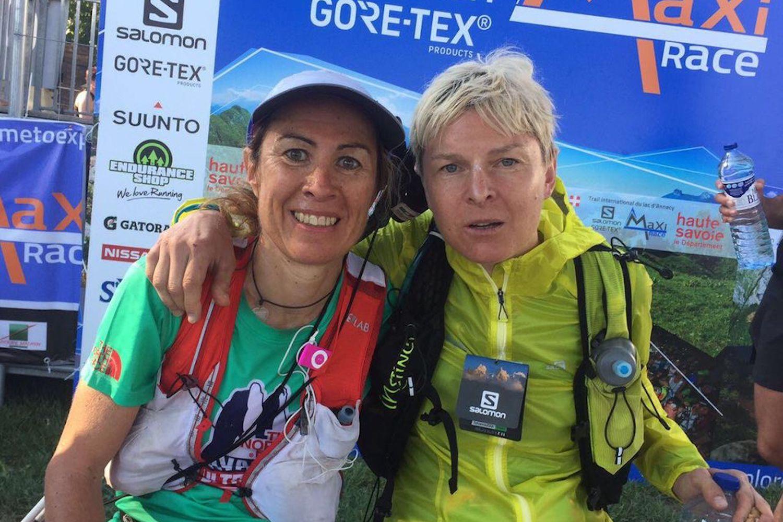 Francesca Canepa Andrea Huser foto Facebook
