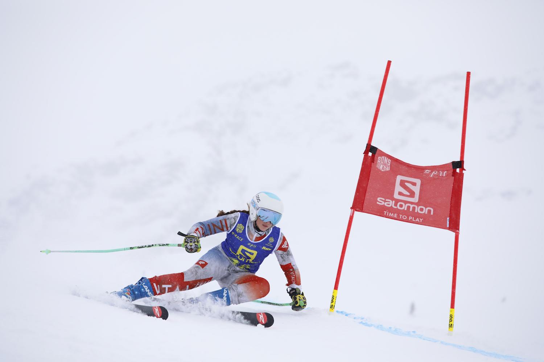 Memorial Fosson sci alpino