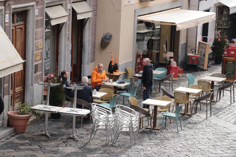 Riapertura bar e ristoranti Croce di Città