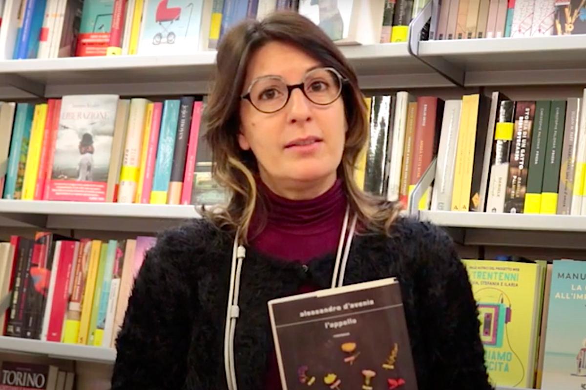 Sonia Romeo della Libreria Brivio