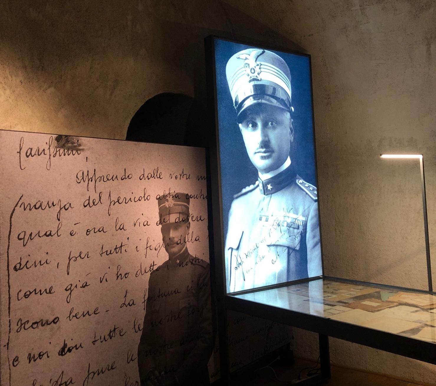 Mostra La memoria dell'Aosta