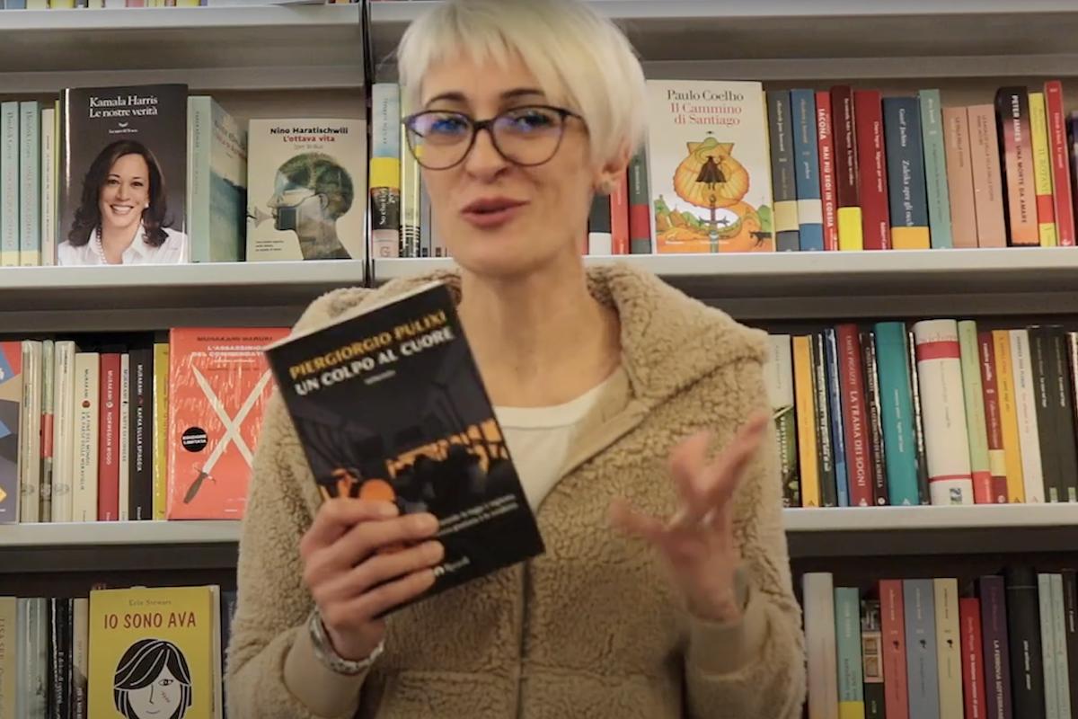 Romaine Pernettaz della Libreria Brivio