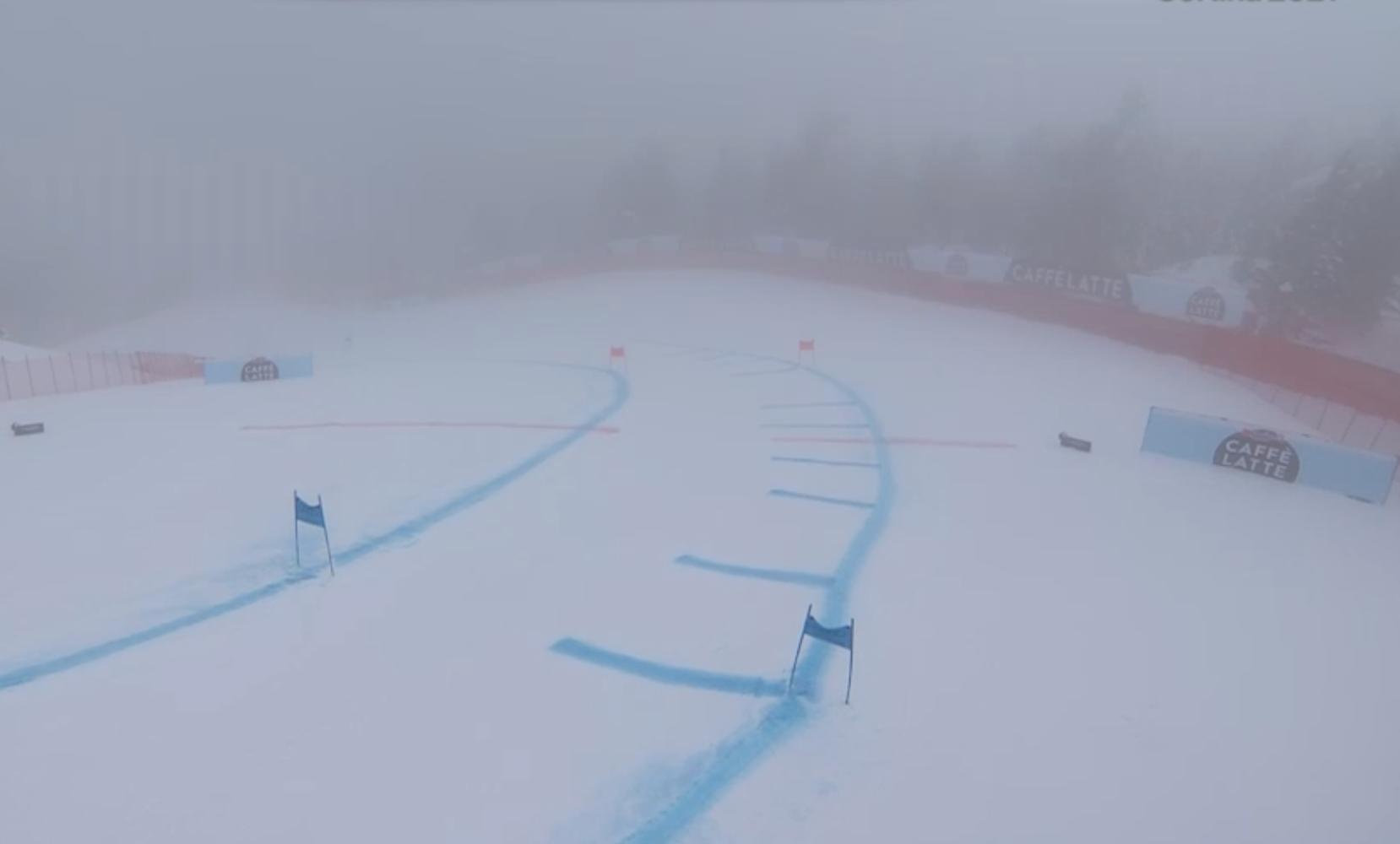 SuperG Mondiali Cortina