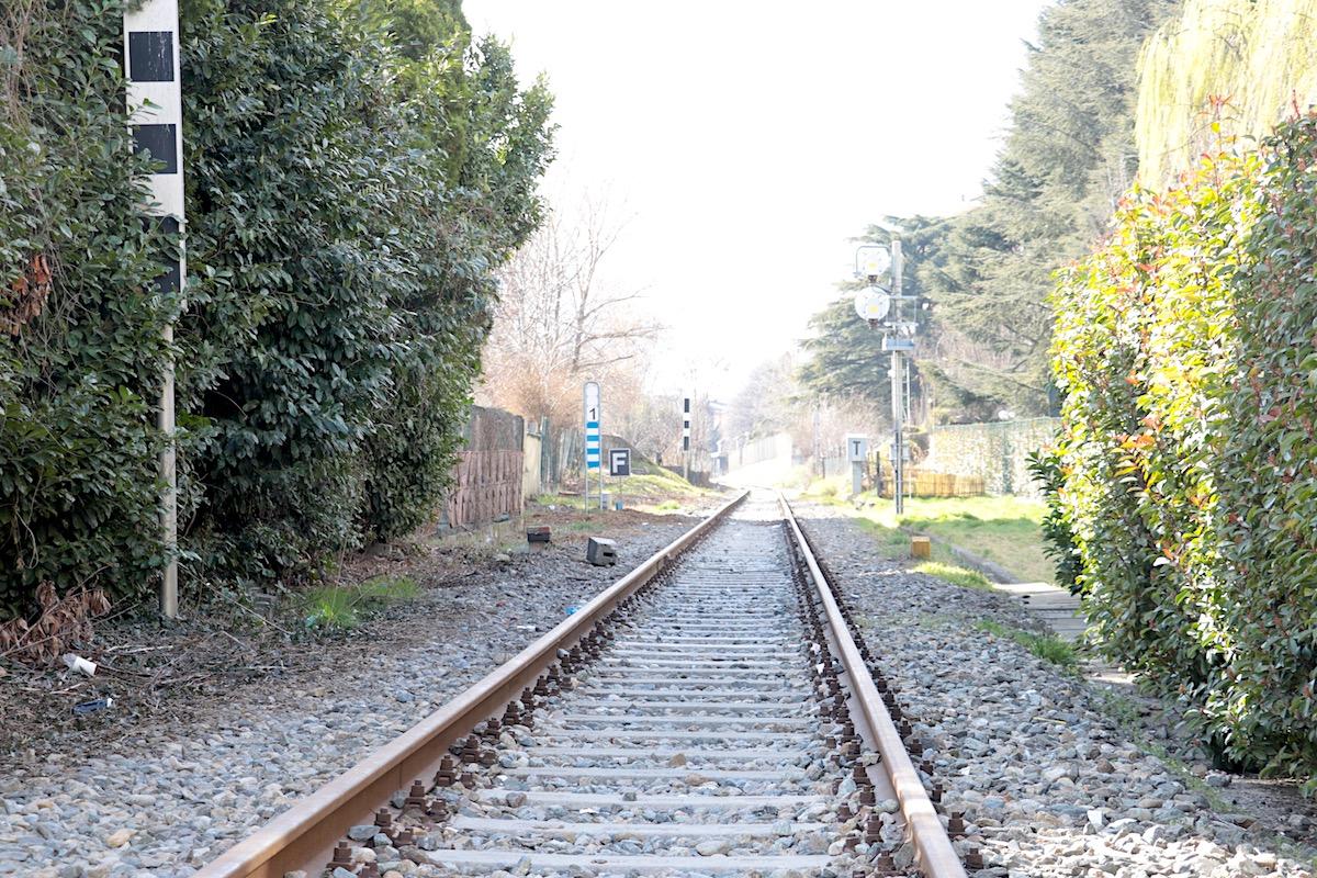 Aosta la ferrovia