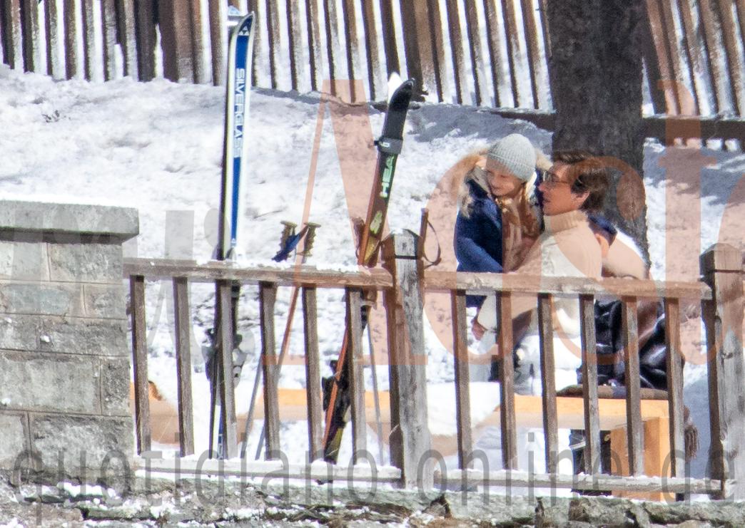 Set Gucci Gressoney Foto esclusiva AostaSera