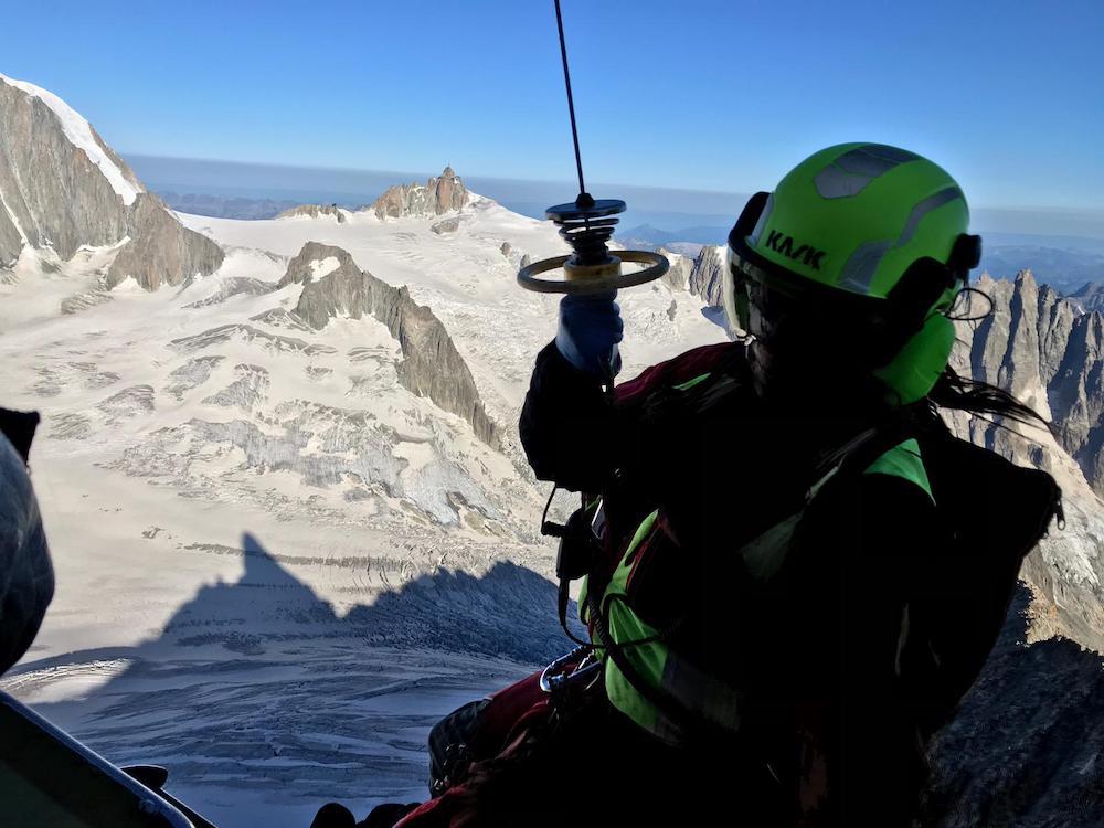 Soccorso alpino valdostano