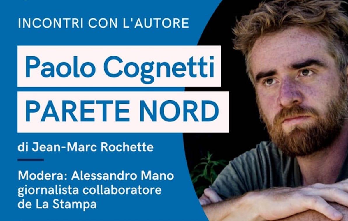 Paolo Cognetti - presentazione libro