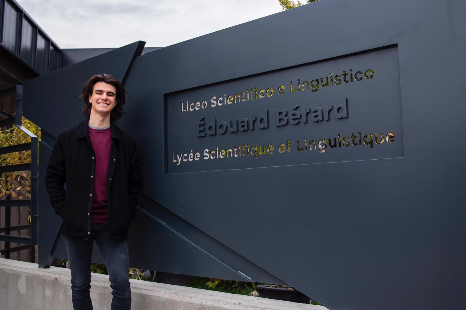 Lorenzo Russotto (foto di Roberto Vassoney)