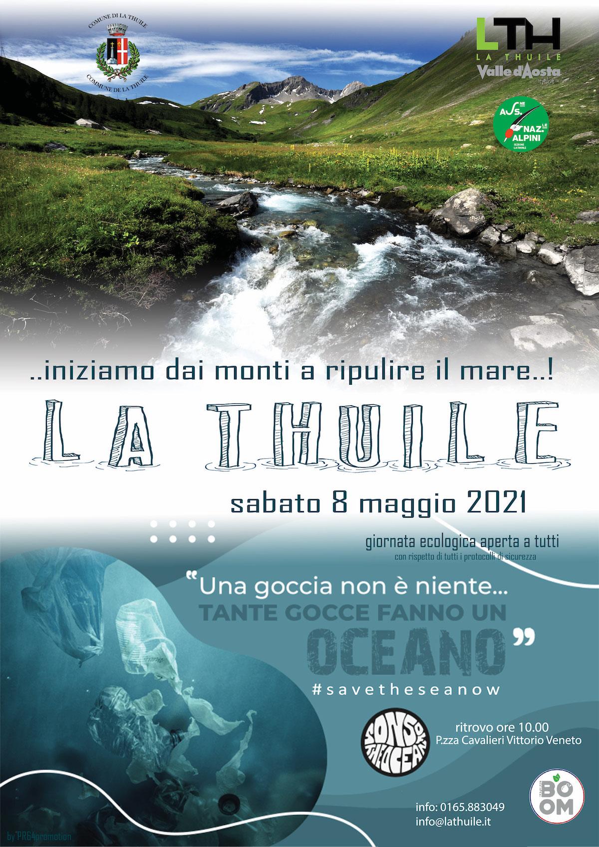 Giornata ecologica La Thuile