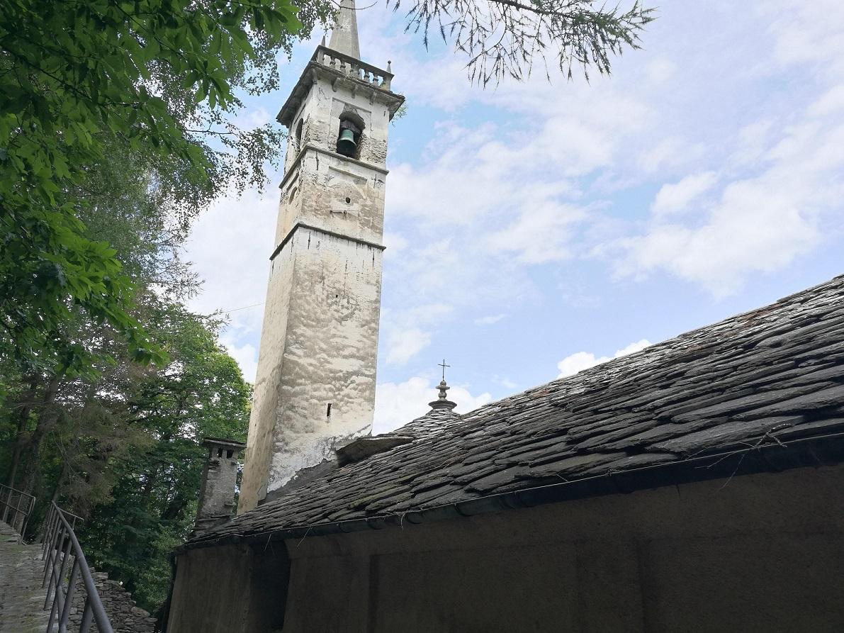 campanile Santuario di Machaby
