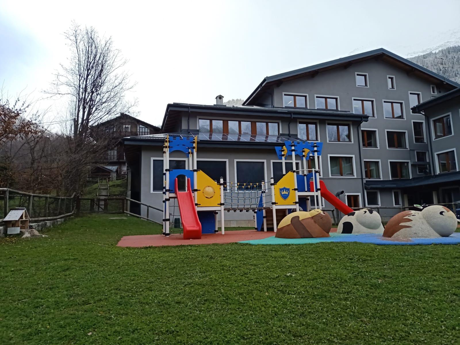 scuola regionale infanzia courmayeur