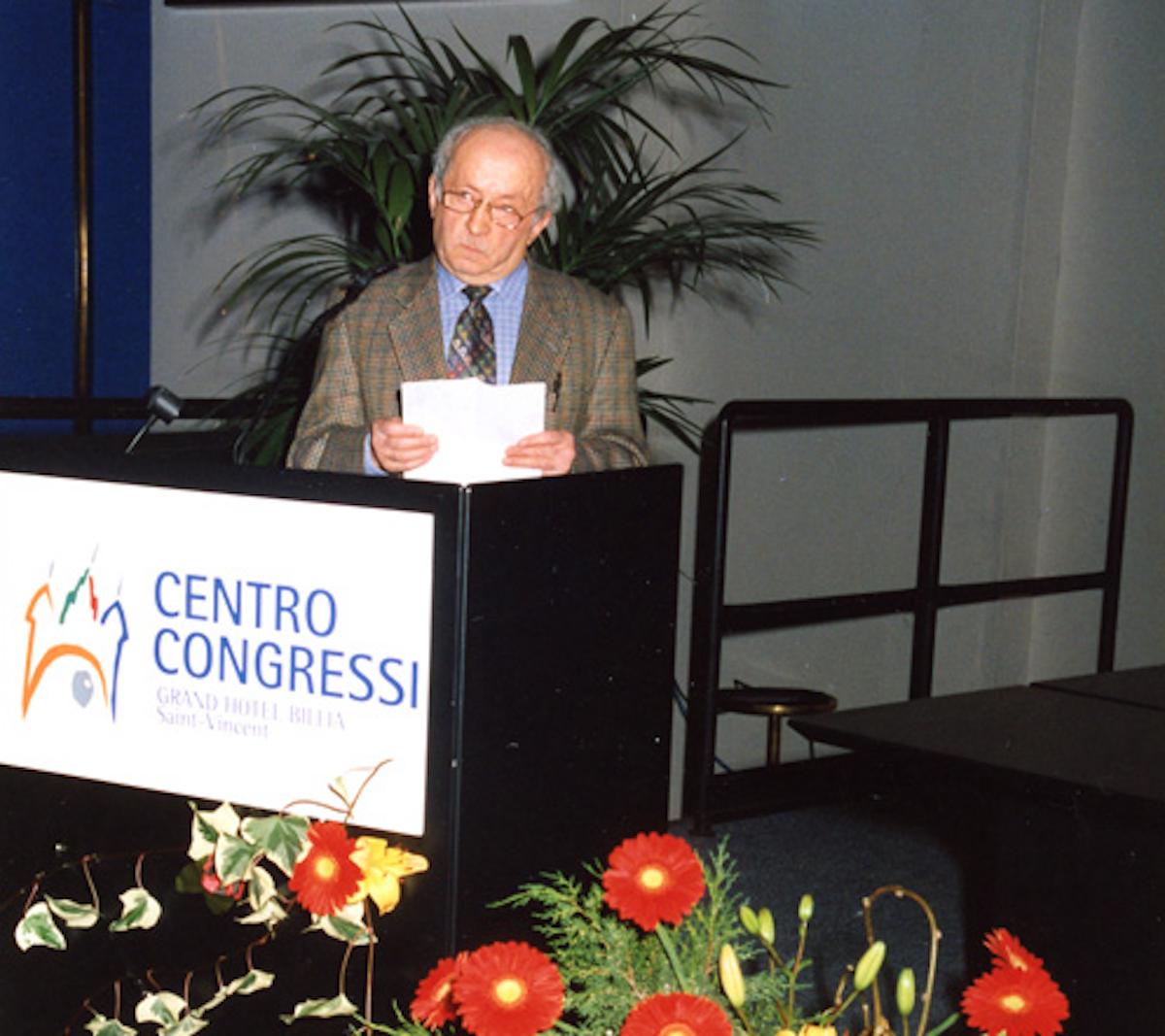 Camille Boson - Foto dal sito Uv Congresso 1998