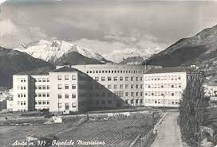 Ospedale Parini ad Aosta Foto sito USL Valle dAosta